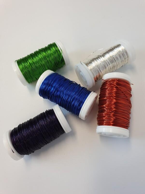 Metallic Wire 0.5 mm 100 g