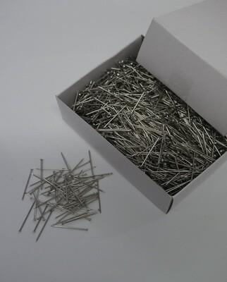 Steel Pins Silver