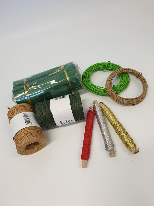 Paper Covered Wire Peg