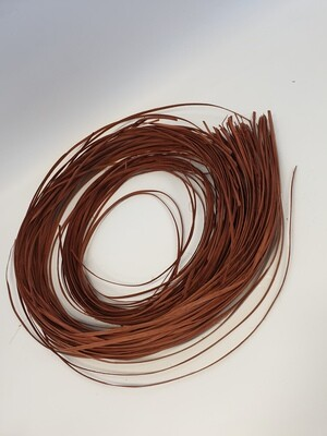 Rattan Brown in Coil