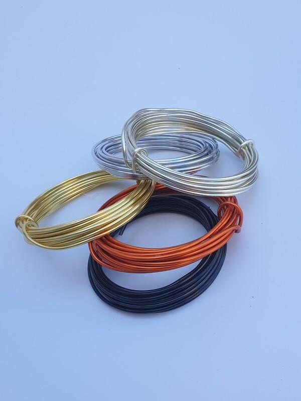 Aluminium Wire 25 g 2 mm