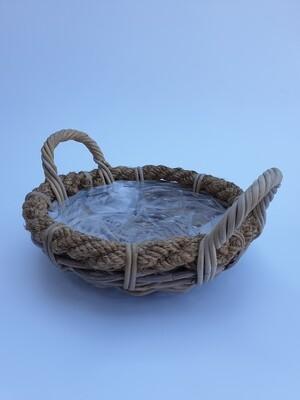 Round Rope/Wicker Basket