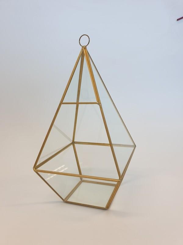 4 Sided Pyramid Large