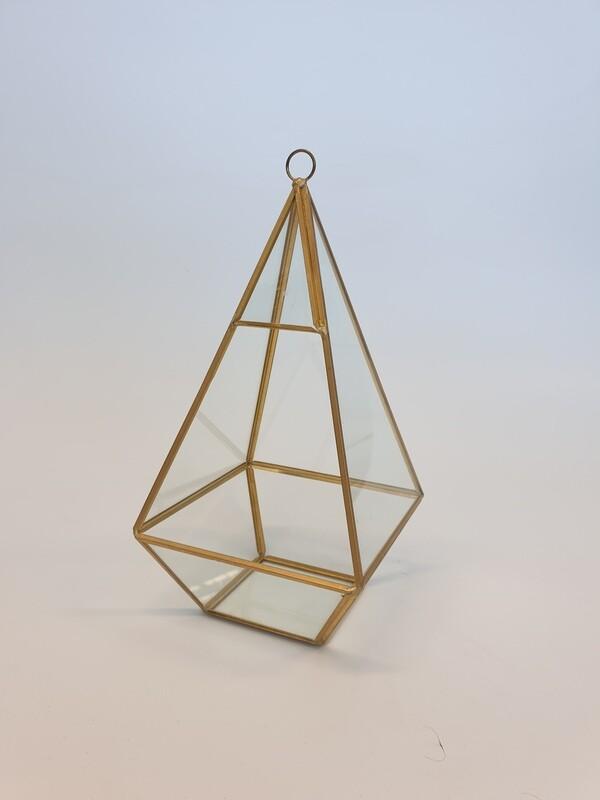 4 Sided Pyramid Small