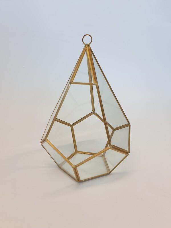 5 Sided Pyramid Medium
