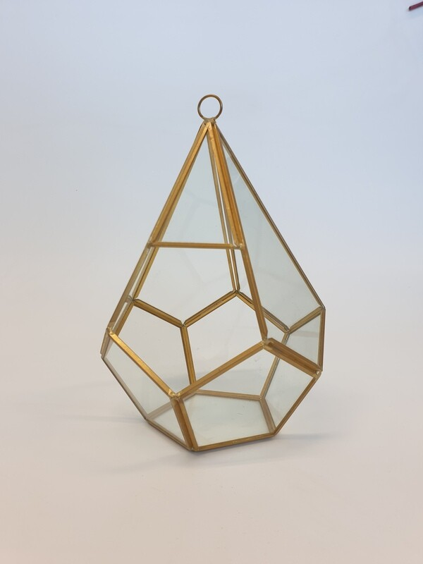 5 Sided Pyramid Small