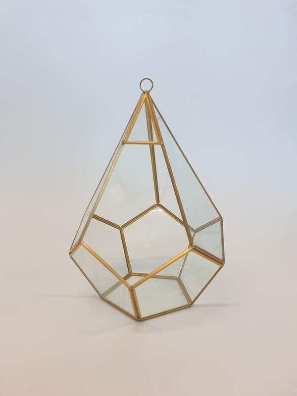5 Sided Pyramid Large