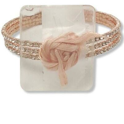 Corsage Bracelet Diamante