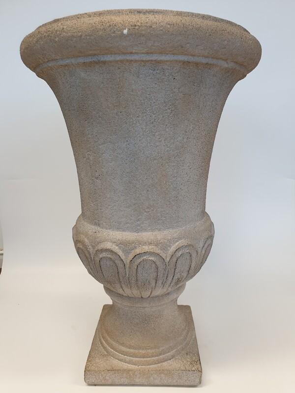 Sandstone Effect Urn