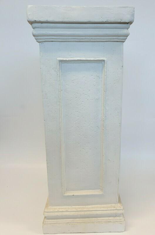 White Classic Plinth