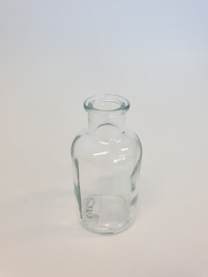 Medicine Bottle With Neck Small