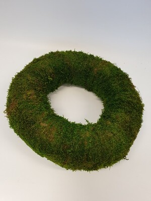 Moss Wreath Ring