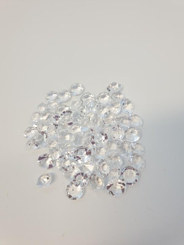Table Scatter Diamonds