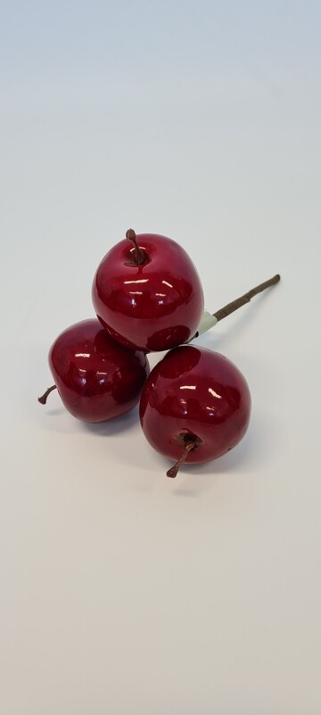 Apple Pick Shiny Red