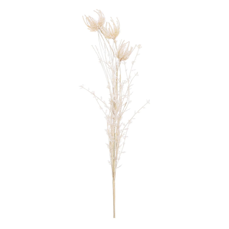 Flocked Chrysanthemum Long Pick