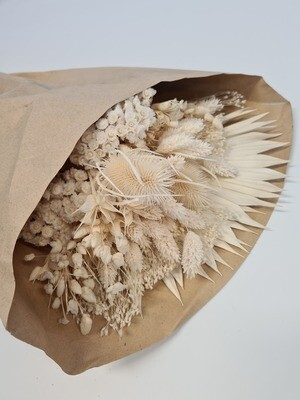 Dried Mixed Bleached Bouquet