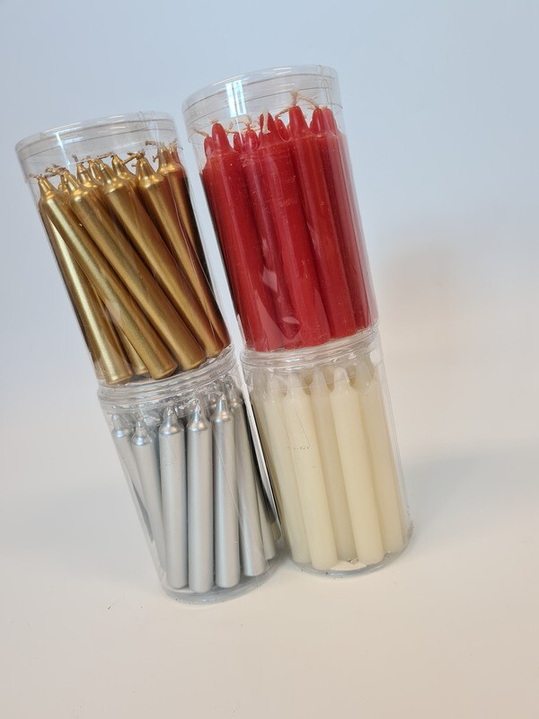 Mini Tapered Candles