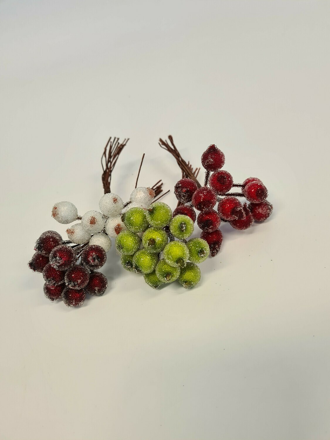 Mini Frosted Berry Picks