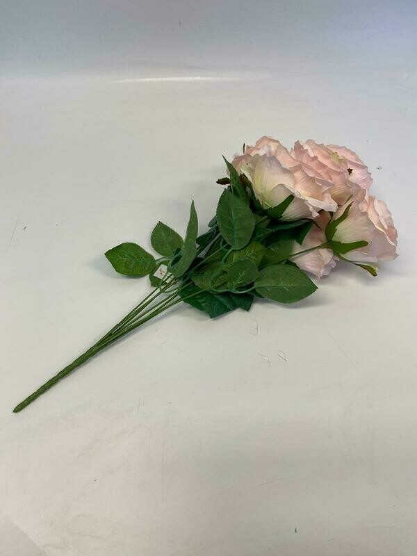 Camelot Rose Bunch Pale Pink