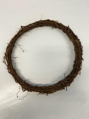 Skinny Vine Wreath