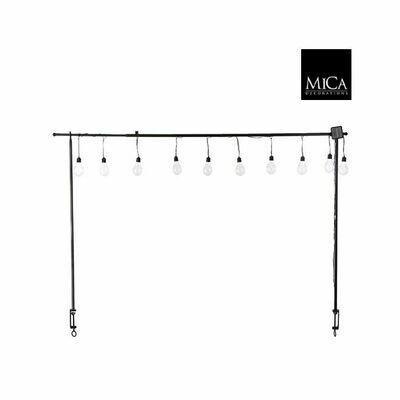 Metal Table Hanger Frame with Lights