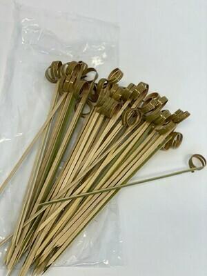 Bamboo Card Holders