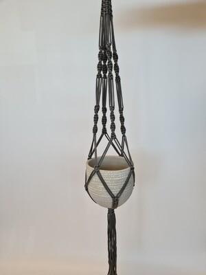 Makramee Rope Hanging Pot Holder