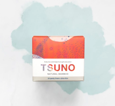 TSUNO Panty Liner -  فوط صحية يومية