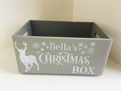 Small Christmas Box Christmas Hamper