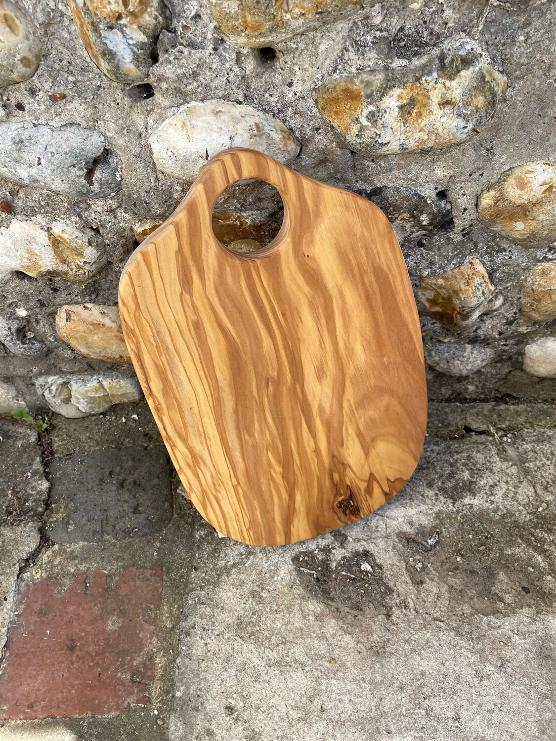 Italian Olive Rustic Chopping Board Hanging Charcuterie Serving Board cheese display board