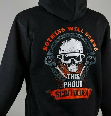 Nothing Will Scare This Scaffolder HOODIE