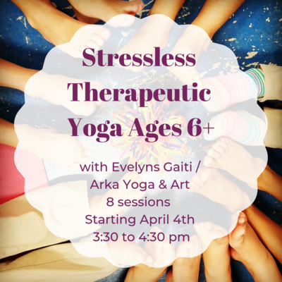 Stressless Therapeutic Yoga Sessions
