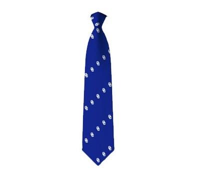 Custom Neck Tie OC Royal Blue