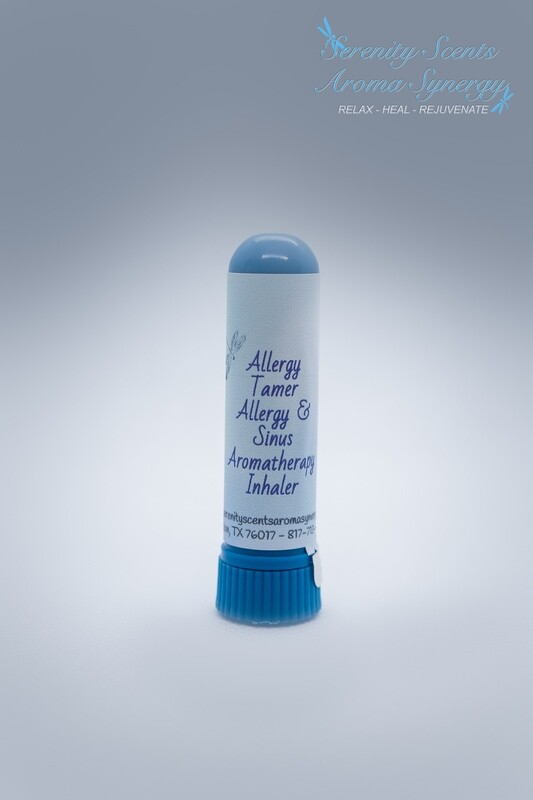 Allergy Tamer	- Inhaler Tube
