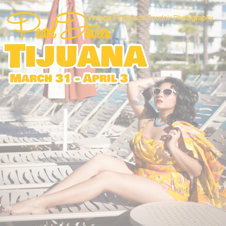 Tijuana Mexico | $149.00 Deposit