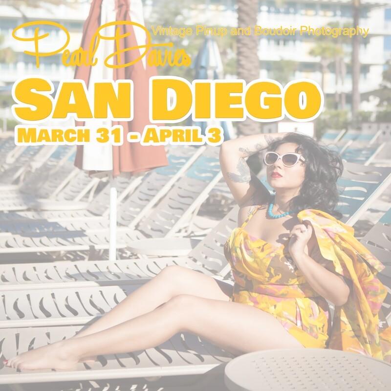 San Diego | $149.00 Deposit
