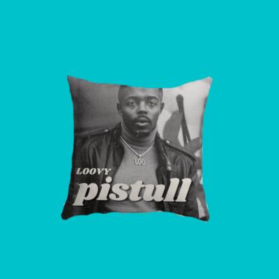 """PISTULL"" Pillow"