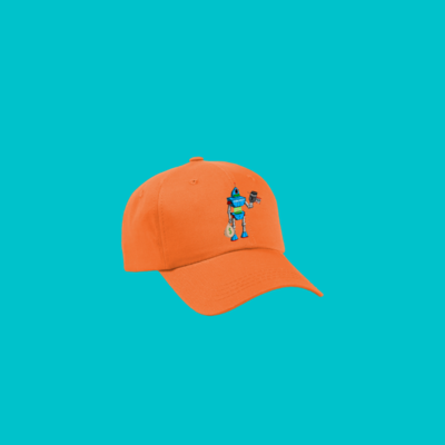 COLLECT Robot Hat