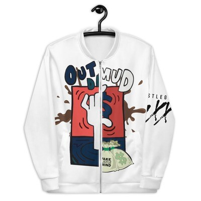 Out Tha Mud Bomber Jacket