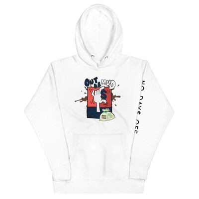 Out Tha Mud Thick Stringed Hoodie