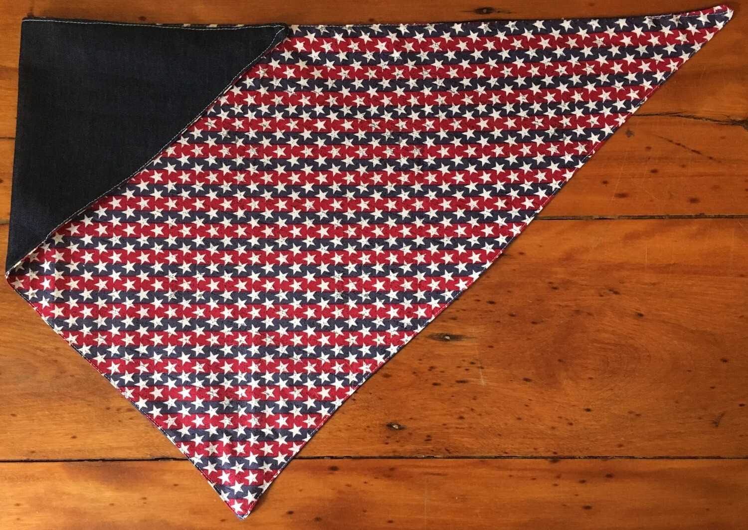 Stars and Stripes Tie-on Bandanna