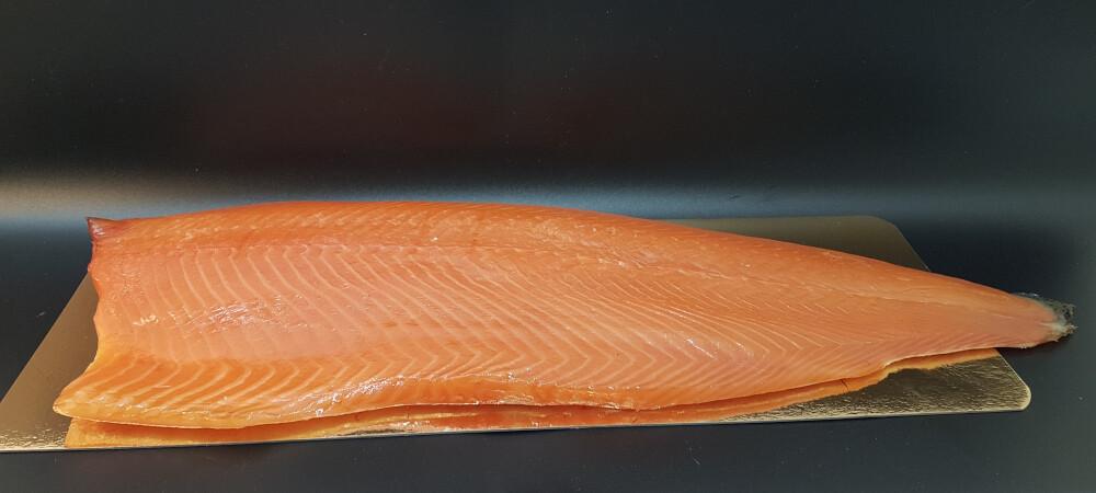 RO Natural Smoked Salmon - Whole fillet (1050-1150g)