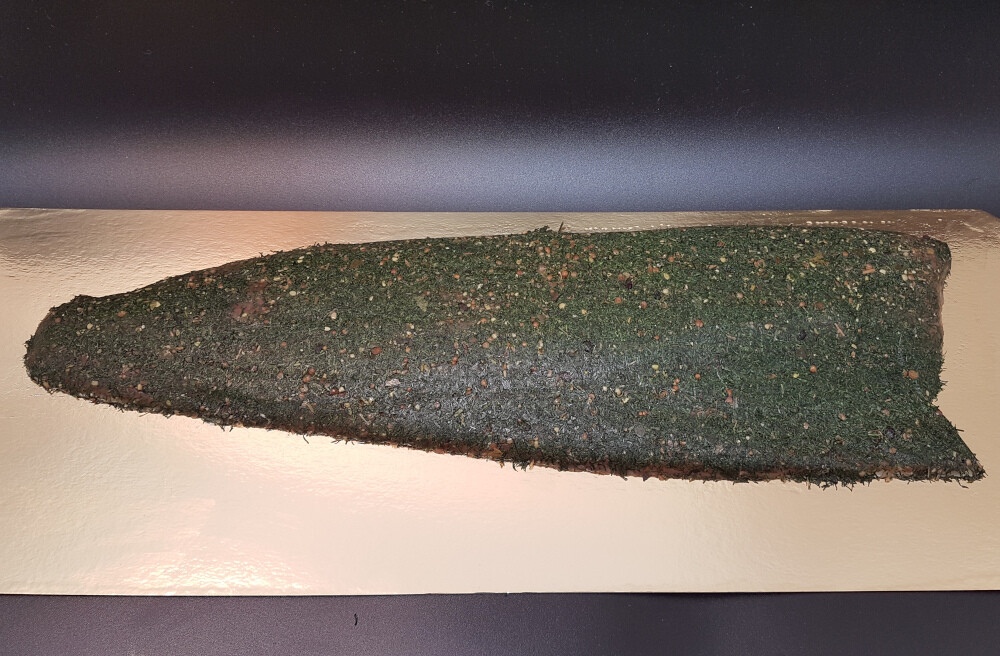 RO Dill Marinated Salmon (Graflax)- Whole fillet (950-1050g)