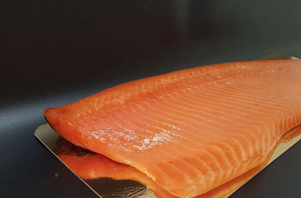 RO Viking Smoked Salmon - whole fillet (1050-1150g)