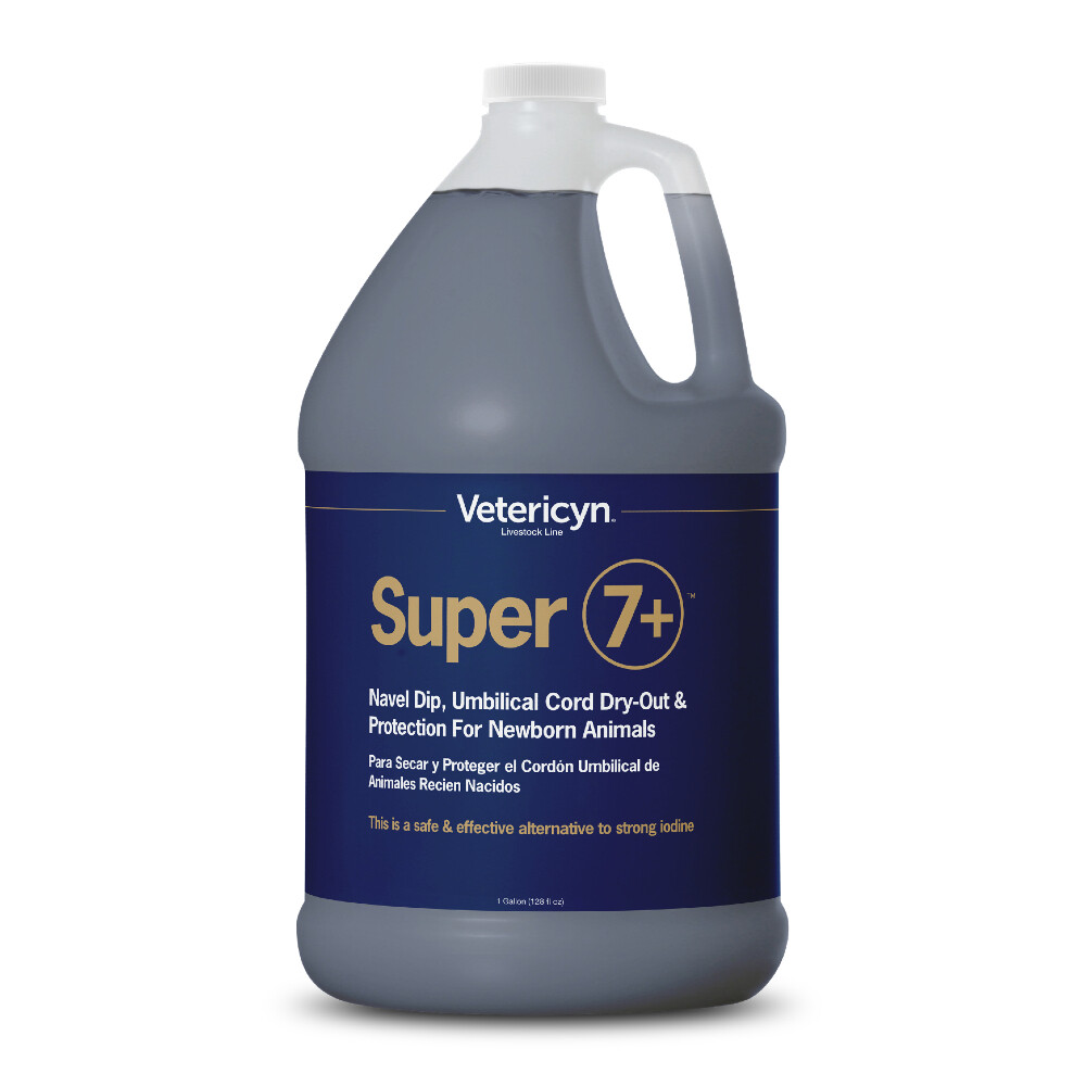 Vetericyn Super 7+ 3785 mL (sterk jodium alternatief)