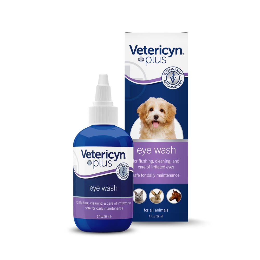 Vetericyn Plus Alle Dieren Oogzorg 90 mL