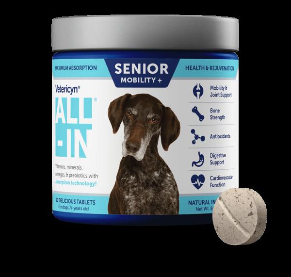 Vetericyn ALL-IN Senior Hondensupplement