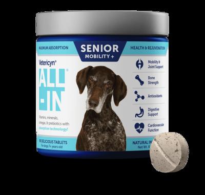 Vetericyn ALL-IN Senior Dog Supplement