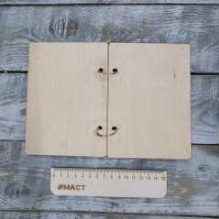 Обложка для блокнота А6, 16х11 см
