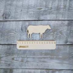 Корова 10 см
